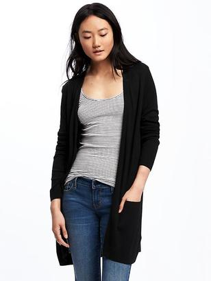 Long Open-Front Cardi for Women $29.94 thestylecure.com
