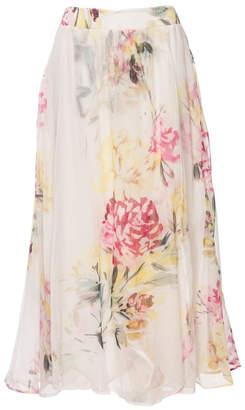Love Sam Smocked Waistband Skirt