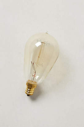 Anthropologie Edison Chandelier Bulb