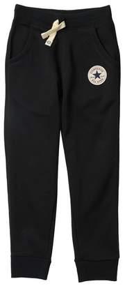 Converse Core Rib Cuff Pants (Big Boys)