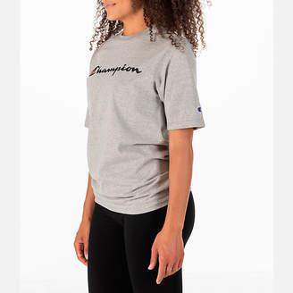 Champion Women's Heritage HBR T-Shirt