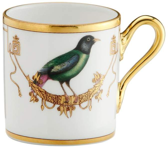 Richard Ginori 1735 Voliere La Breve Coffee Cup