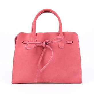 Mansur Gavriel Pink Suede Handbags