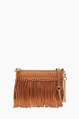 Rebecca Minkoff Stevie Top Zip Crossbody