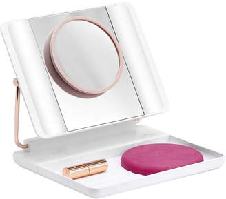 JUST OWN IT Just Own It French Tips Spotlite Hd Diamond Ultra Bright Natural Daylight Led Makeup Mirror