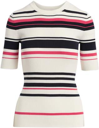 Banana Republic Stretch-Cotton Fitted Sweater