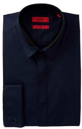 HUGO BOSS Etris Extra Slim Fit Stretch Dress Shirt