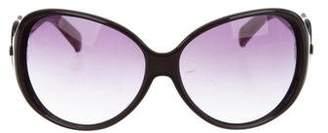 Fendi Gradient Logo Sunglasses