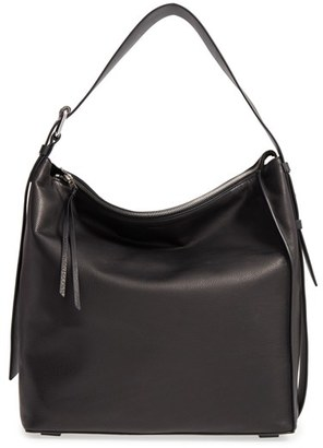 ALLSAINTS 'Zoku' Leather Tote $378 thestylecure.com