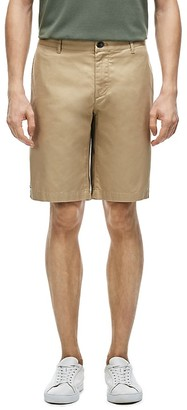 Lacoste Gabardine Regular Fit Bermuda Shorts $78 thestylecure.com