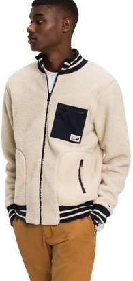 Tommy Hilfiger Fleece Varsity Jacket
