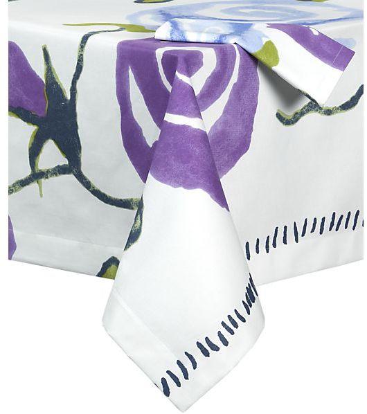 Marimekko Ruusu Tablecloth.