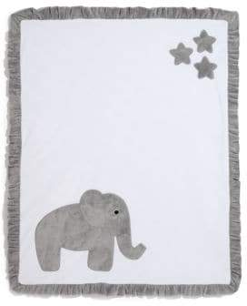 Boogie Baby Baby's Little Safari Elephant Blanket