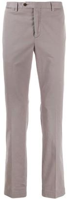 Hackett straight-leg chino trousers