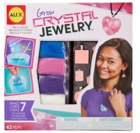 Alex Grow Crystal Jewellery Kit
