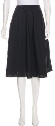 Sofie D'hoore A-Line Knee-Length Skirt