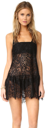 PilyQ Island Lace Dress $154 thestylecure.com