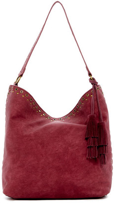 Steve Madden Faux Leather Hobo $105 thestylecure.com
