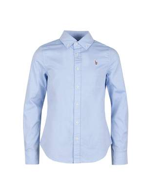 Polo Ralph Lauren Childrenswear Classic Logo Oxford Shirt