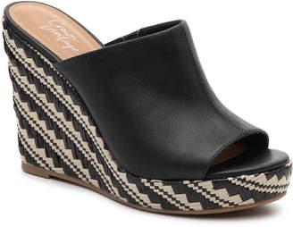 Crown Vintage Jordania Wedge Sandal - Women's