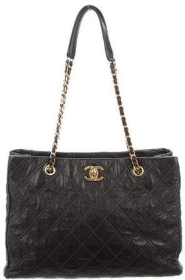 Chanel Thin City Tote