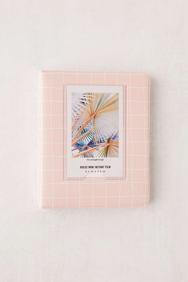 Urban Outfitters Instax Patterned Photo Album