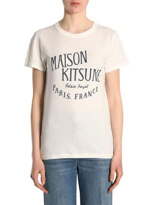 Kitsune Palais Royal Printed T-shirt