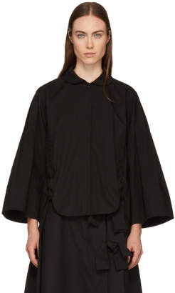 Roberts | Wood Black Channel Shirt