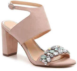 Women's Jella Sandal -Blush $110 thestylecure.com