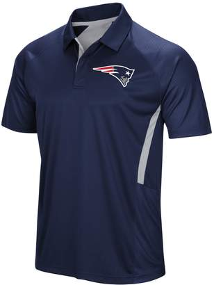Majestic Men's New EnglandPatriots Game Day Club Polo