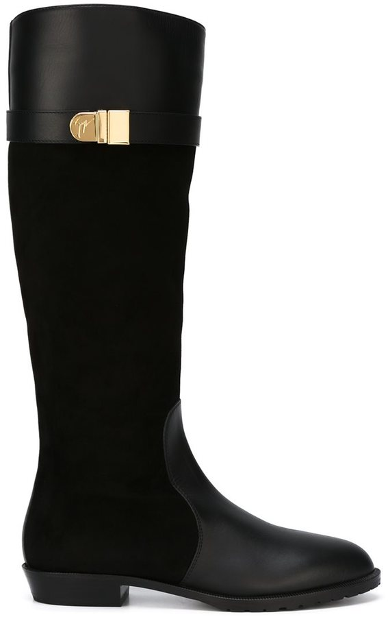 Giuseppe Zanotti Design knee high boots