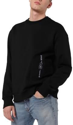 Diesel R) S-ELLIS-XX Sweatshirt