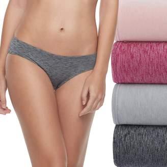 Fruit of the Loom Ultra Flex 4-pack Bikini Panties 4DDFBKS