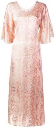 Forte Forte wide sleeve dress