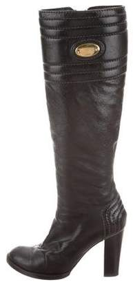 Chloé High-Heel Knee Boots