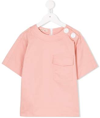 Marni chest pocket T-shirt