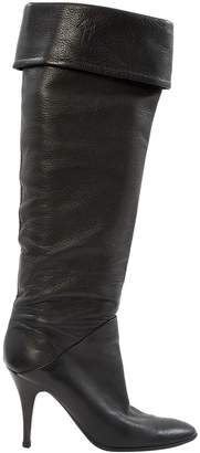 Vicini Leather boots