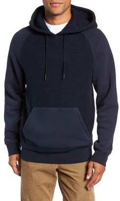 Vince Teddy Regular Fit Hoodie