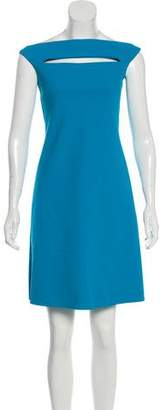 Chiara Boni Sleeveless Mini Dress