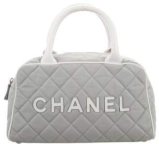 Chanel Mini Duffle Handle Bag