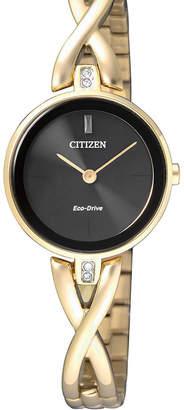 Citizen EX1422-89E Gold Watch