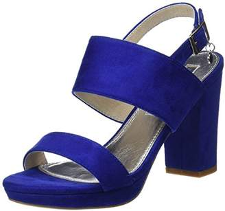 c855be86832 ... Xti Women s 30753 Ankle Strap Heels