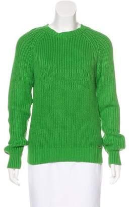 MICHAEL Michael Kors Rin Knit Crew Neck Sweater