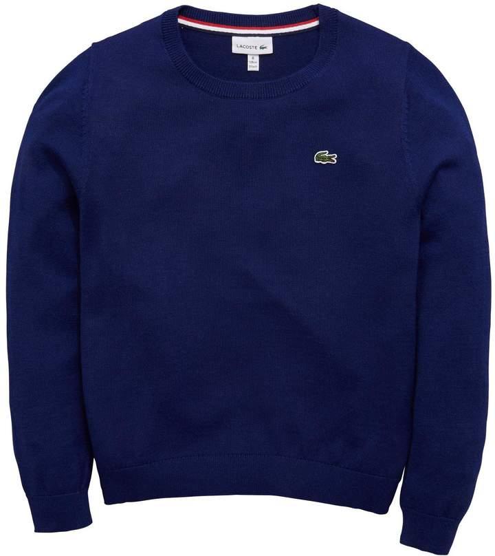 Classic Crew Neck Sweater