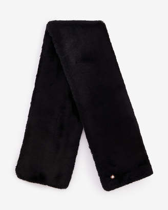 Ted Baker SOFTYY Faux fur long scarf