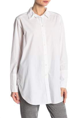 Velvet by Graham & Spencer Samana Button-Down Long Sleeve Shirt