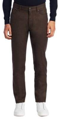 Ermenegildo Zegna Straight-Fit Jeans