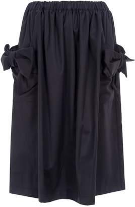 Comme des Garcons Skirt Pocket Ribbon