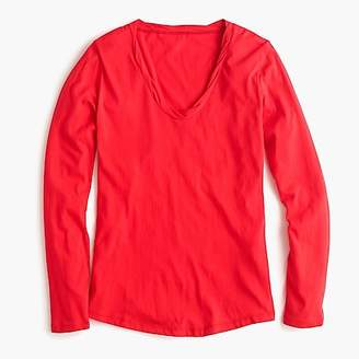 J.Crew Mercantile long-sleeve tissue T-shirt