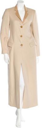 Hugo Boss Wool Long Coat $220 thestylecure.com